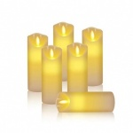 Led Dancing Flameless Candle 15.8cm