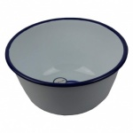 Falcon Enamel 18cm Pudding Basin