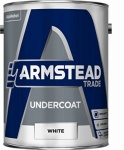 Armstead Trade Undercoat White 5Ltr
