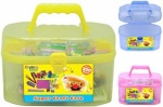 **** Craft Carry Case Set (3 Assorted Colours)