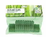 Green Blade Plant Clips 20pcs