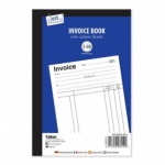 Tallon  Full size Invoice Book (8010)