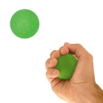 Hand & Wrist Gel Ball -  Green Medium Resistan