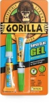 Gorilla Superglue Gel 2x3g Tubes