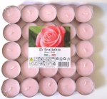 Aladino Rose Tealights x25