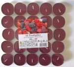 Aladino Mixed Berries Tealights x25
