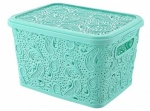 Hobby Lace Storage Box With Lid 5.5 Ltrs