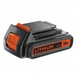 Black & Decker 18V 1.5Amp Lthium Battery
