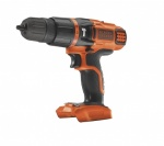 Black & Decker 18V Hammer Drill - No Battery
