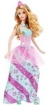 Barbie Princess Doll Pink & Green