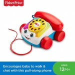 Fisher Price Chatter Phone - Open Tray