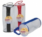 Cylinder Pencil Case Clear view