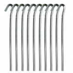 TENT PEG HEAVY DUTY 230mm X 5mm