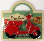 Pizza Scooter With  Stand