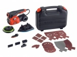 Black & Decker  170W Autoselct 4in1 MultiSander & Accs