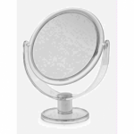 Blue Canyon Plastic Round Mirror Clear - Small