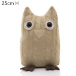 Blue Canyon Hooty Owl  Doorstop