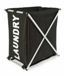 Blue Canyon Aluminium Single Laundry Hamper