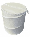 Blue Canyon Pop Hamper - Cream Polyester