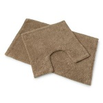 Premier Collection Bath Mat Latte