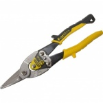Stanley 250mm Fmax Aviation Snips Straight Cut