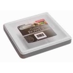 Kingfisher 20 Pack of Small White Plastic Bowls [KC20PB1]