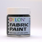 Dylon Fabric Paint - Black 25ml