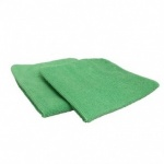 Heavyweight Microfibre Cloth 320gsm 10pk Green