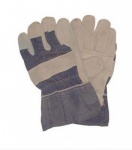 Nutex Mens Latex Gripper Gloves Large