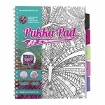 Colour in & Personalise Project Book A4 3pk
