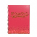 **Discontinued** A5 Blush Jotta Notepad Coral 3pk