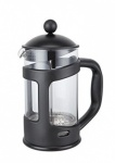 'COLOURS'  8 CUP CAFETIERE - BLACK