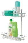 2-TIER RECTANGULAR SHELF MALLORCA