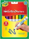 8 My First Crayola First Markers