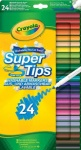 Crayola 24pc Supertip Washable Markers