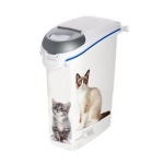 Curver Cat Litter Container - 10kg White