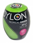 Dylon Machine Dye Pod  03  Tropical Green