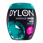 Dylon Machine Dye Pod  04  Emerald Green