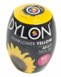Dylon Machine Dye Pod 05  Sunflower Yellow