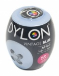 Dylon Machine Dye Pod 06  Vintage Blue