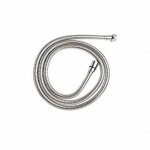 S/S Shower hose Chrome Finish 2.1M Flexible
