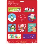 2x24 Novelty Kids Gift Tags (XAGGT209)