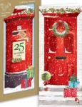 12 Portrait Cards - Door & PostBox (POBO)