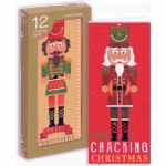 12 Portrait Cards - NutCracker (PNUT)