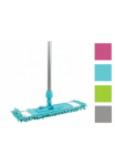 Chenille Microfaze Flat Mop with Handle