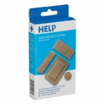 Manicare Help - 40 Assorted Washproof Plasters