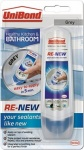 Unibond Renew Special Silicon Grey 100ml For Kitchen and Bathroom