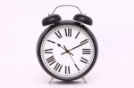 23.5X30.5 METAL ALARM CLOCK