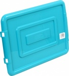 **Discontinued** WHITEFURZE SMALL STORAGE LID TEAL