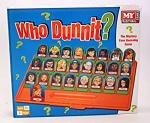 ''Who Dunnit'' Game In Printed Box - ''M.Y''